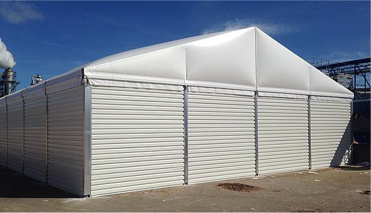 Hala namiotowa przemysłowa