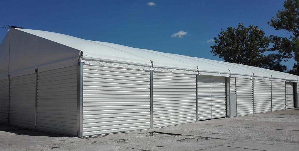 wybór hal namiotowych w Hale Namioty S.C.