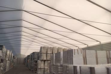 Czy hala namiotowa sprawdzi się w branży logistycznej?