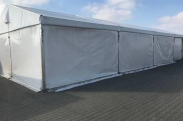 Sposoby na ogrzewanie hal namiotowych